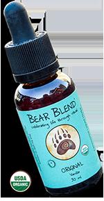 Bear Blend Liquid Herbz - Vanilla Flavor