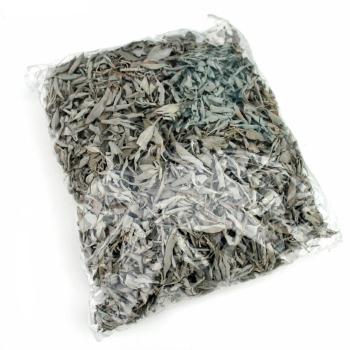 White Sage Loose Leaf - 1 pound bag