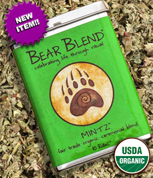 Bear Blend Mintz - Herbal Rolliez