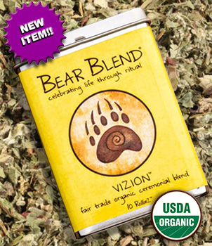 Bear Blend Vizion - Herbal Rolliez