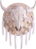 White Buffalo Skull