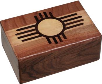 Zuni Sun Box